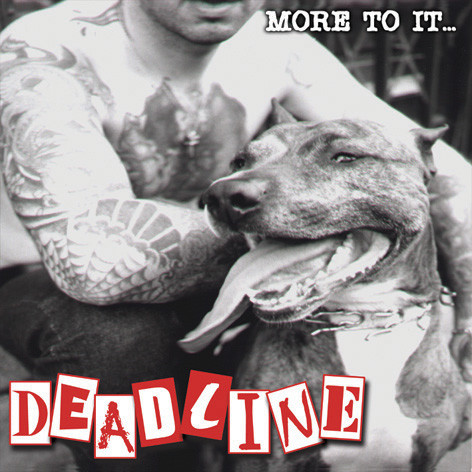Deadline - More to it - LP