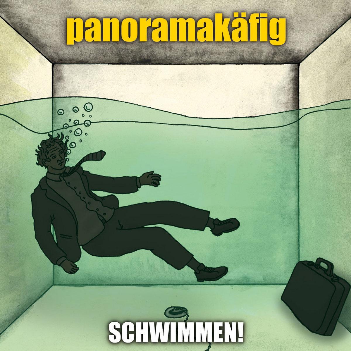 Panoramakäfig - Schwimmen! - CD
