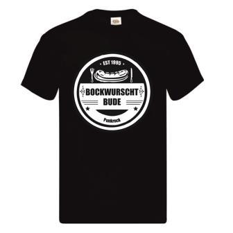 BWB - T-Shirt Schwarz - Logo
