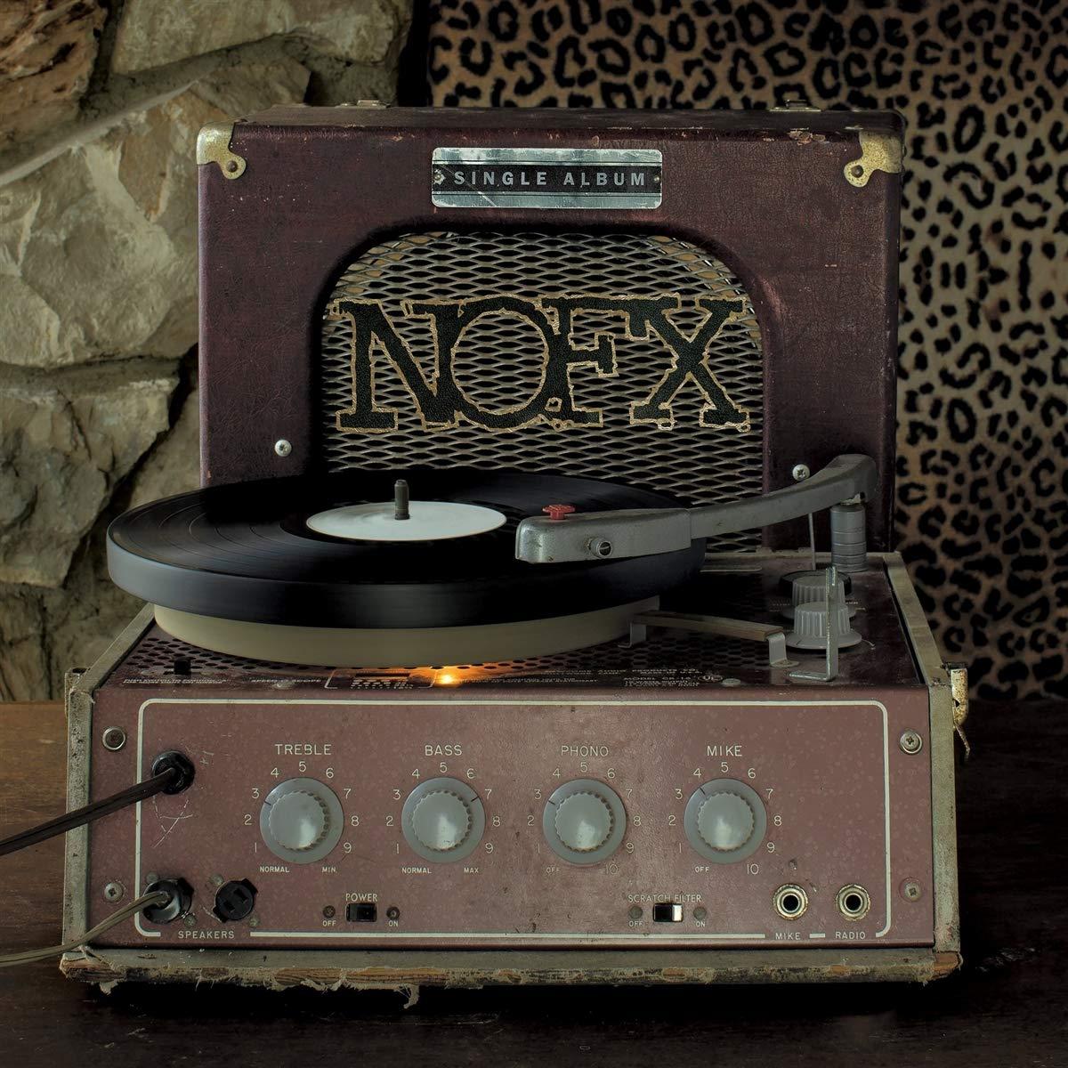 NOFX - Single Album - LP