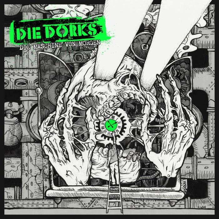 Die Dorks - Die Maschine Von Morgen - CD