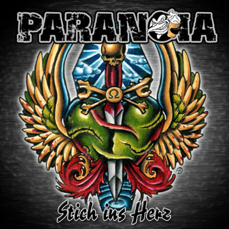 Paranoia - Stich ins Herz - LP