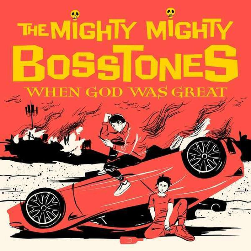 The Mighty Mighty Bosstones - When God Was Great - Do-LP