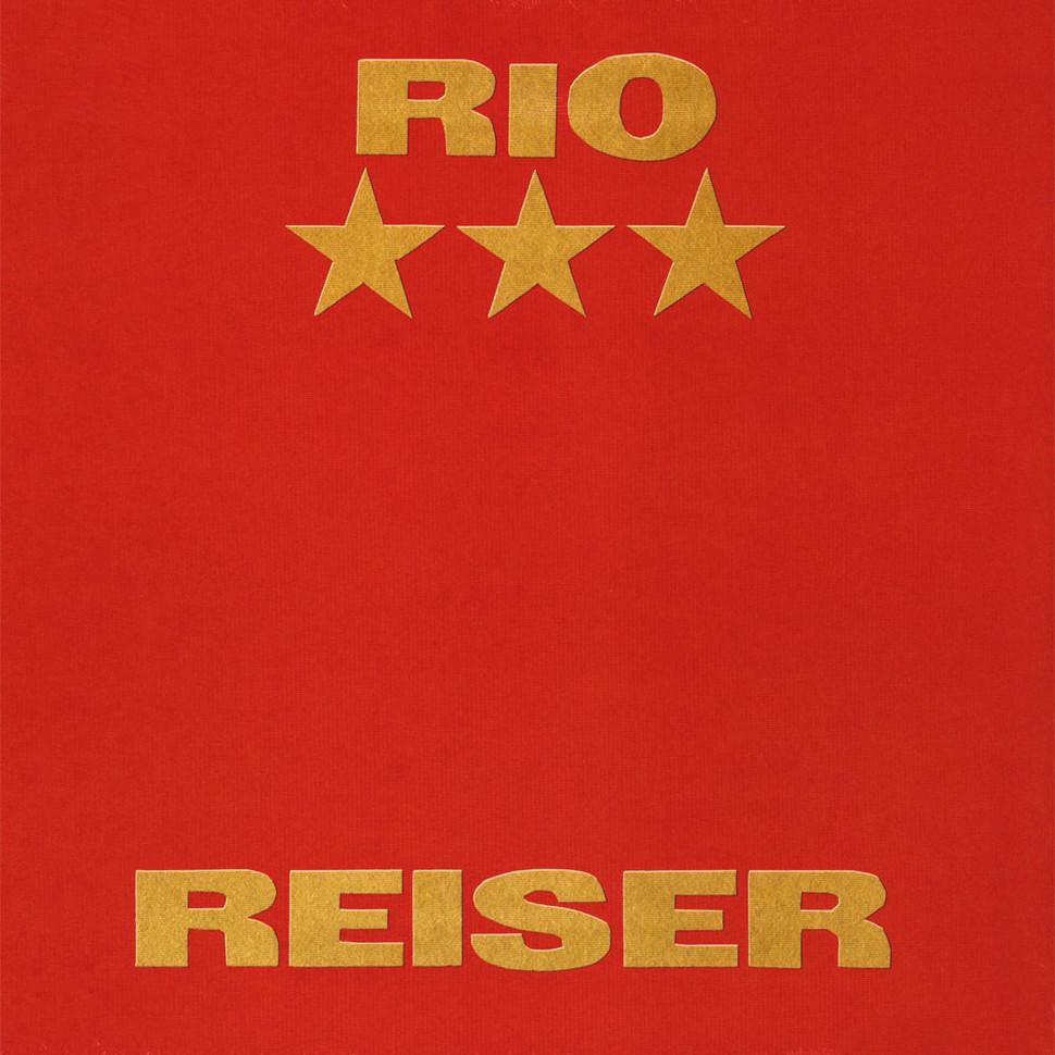 Rio Reiser - *** (Sternchen) - LP